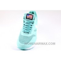 Nike Air Max 87 1 American Flag Women Sky Blue New Style AyGQC