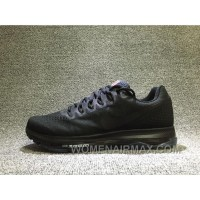 Nike Air Zoom ALL OUT 878670-992 BLACK HALF SIZE Authentic BNp8w