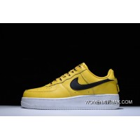 NBA X Nike Air Force 1 Low  Lakers  Yellow Black New Year Deals d0a5a9a4d