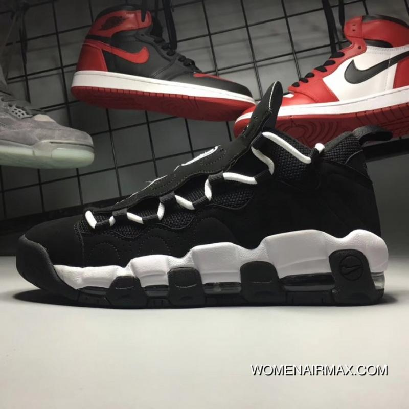 online store 7c56a 48ae9 USD  87.55  227.63. Pippen 2.0 Black White Nike Retro Basketball Shoes Air  Max More ...
