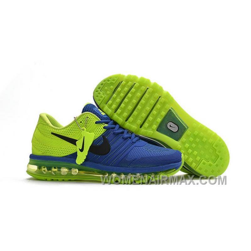 Authentic Volt Nike Air Max 2017 Kpu Royal Azul Volt Authentic Negro Barato Para Comprar 9cd919