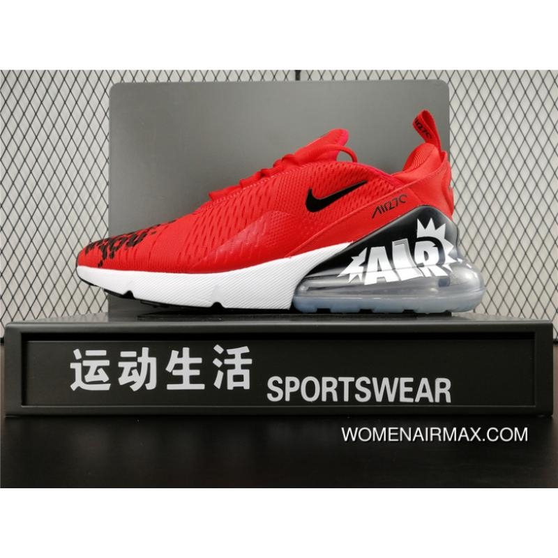 the best attitude 3bb9f 9b9e9 ... Moves You BQ0742-995 Red Sale  so cheap BQ0742-995 Nike Air Max 270  Limited ID Customized New Yorks Fifth Avenue ...