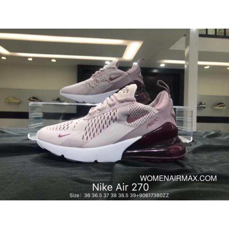 finest selection 88348 66371 Nike Air Max 270 Series Heel Half-palm Cushion Jogging ShoesAH6789-601  Size10 Outlet