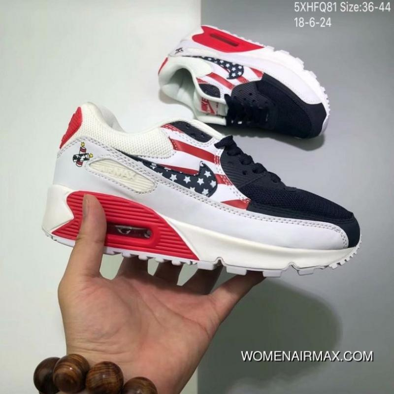 meilleure sélection c09d9 f4fc1 85 Nike AIR MAX 90 Classic Reproduce Cushioning Comfortable Sport Fashion  Casual All-match Picking 5 Xhfq81 Shoes Size 18-6-24 Outlet