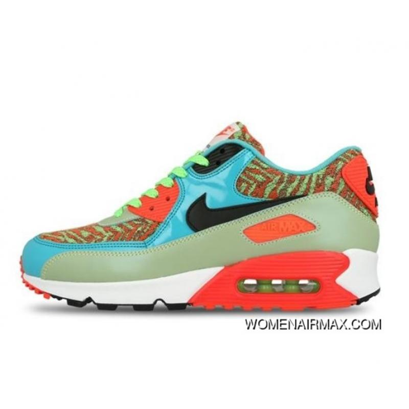 on sale 40a24 9a426 Regression Texture Nike Air Max 90 Womens Black New Release