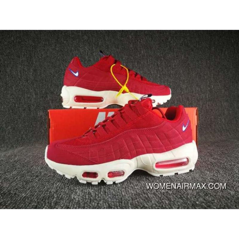 6f72ed3929e2 NIKE AIR MAX 95 TT The PRM Red Bull New Release