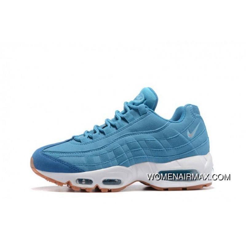 timeless design 5852a b8083 6da00 d13f7 wholesale women nike air max 95 blue online 7ee05 50dcd