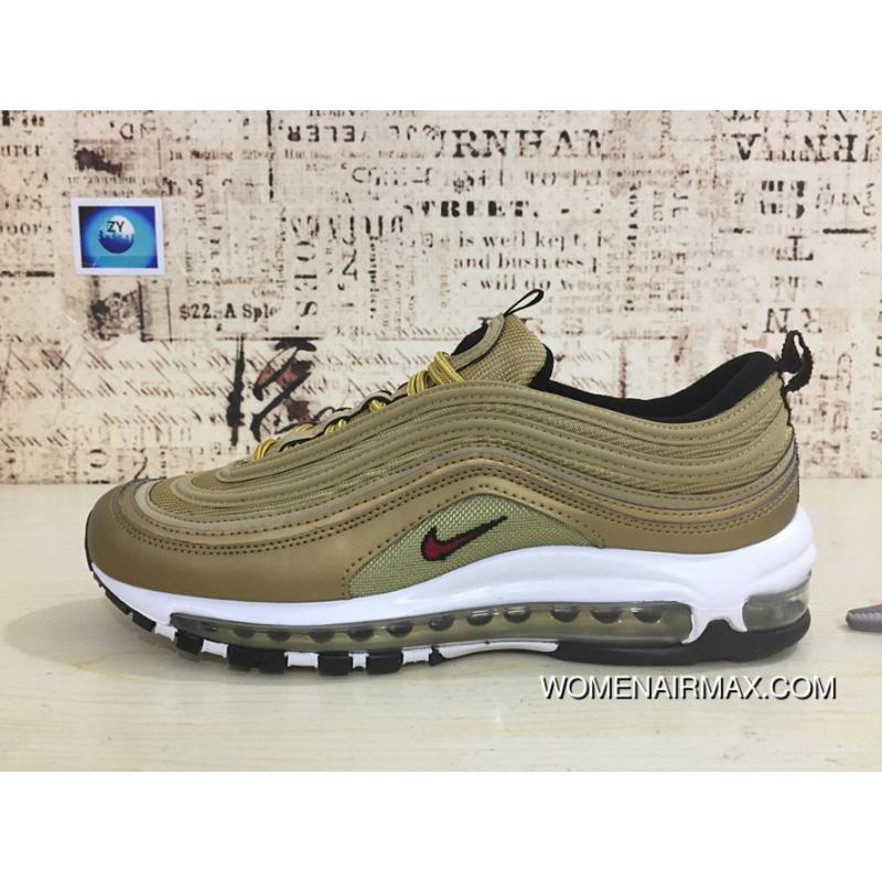 Nike 97 Bullet 97 Bullet Undefeated X Air Max 97 Bullet Gold Bullet 885691 700 Women Shoes And Men Shoes For Sale