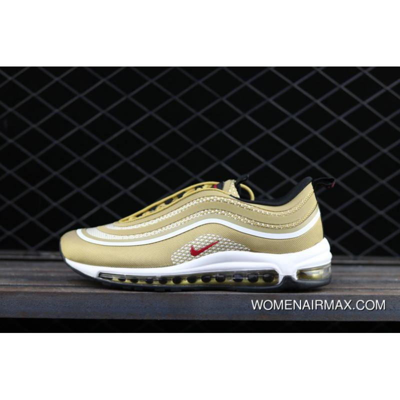 finest selection bb74f 8988f Nike Air Max 97 Ultra Og Metallic Gold Latest