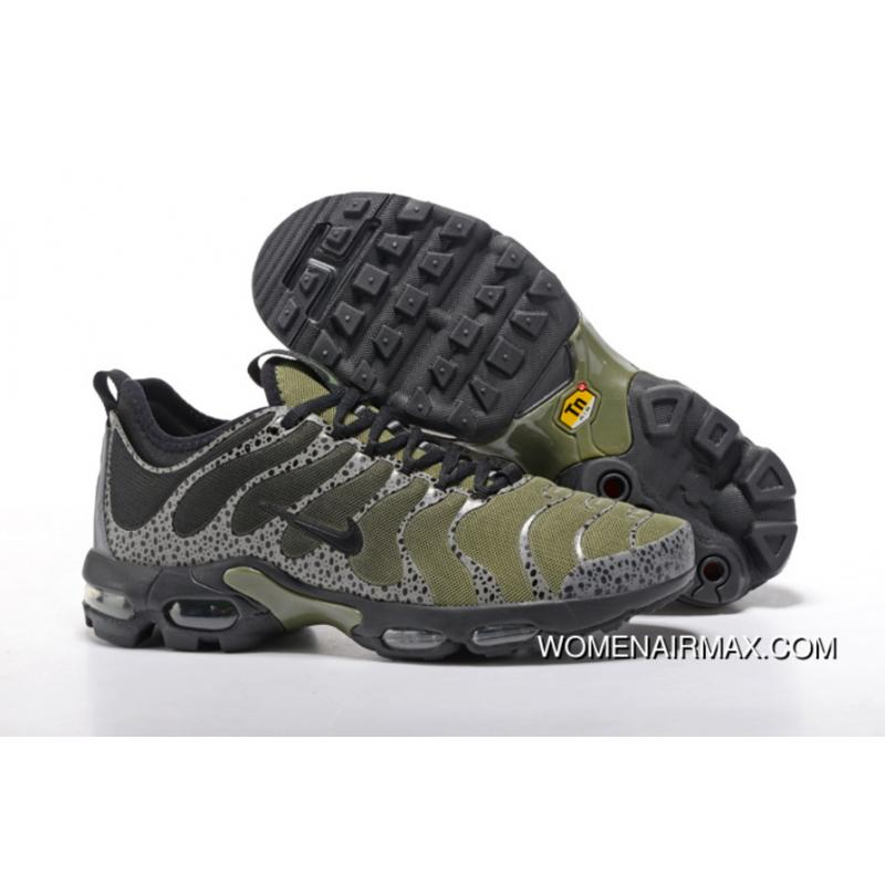 NIKE AIR MAX PLUS TN Green Top Deals ...