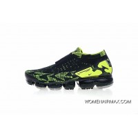German Functional Brand Founder Collaboration Again ACRONYM X Nike Air VaporMax Moc 2 Sets Of Feet That Steam Zoom Air Jogging Shoes Black Green Darts AQ0996007 Super Deals