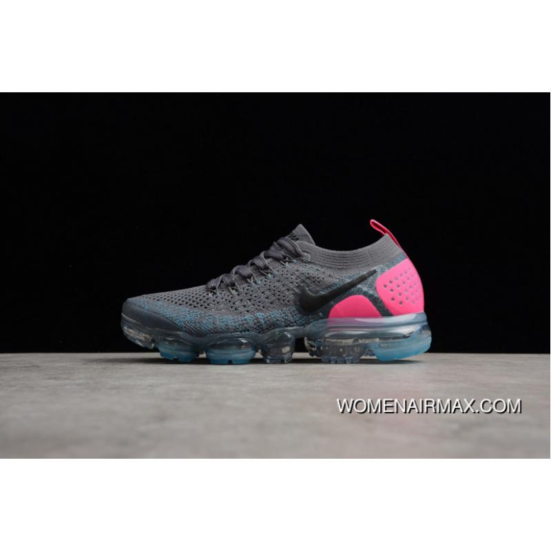 lowest price 5e3bd 228f1 USD  87.47  297.41. Grey Red 942843-004 Nike Air Vapormax Flyknit 2.0 ...