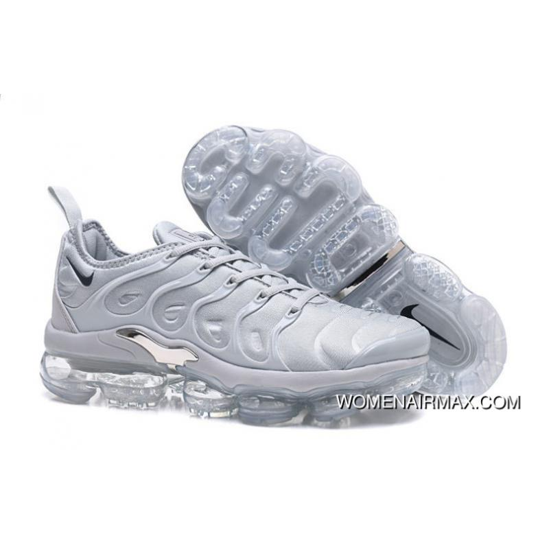 cdd53c88ceb0b ... coupon 2018 nike air vapormax plus triple grey online 07777 f9287