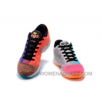 """2016 Nike Kobe 10 Elite Low Multi-Color """"What The"""" For Sale Free Shipping N6yfn"""