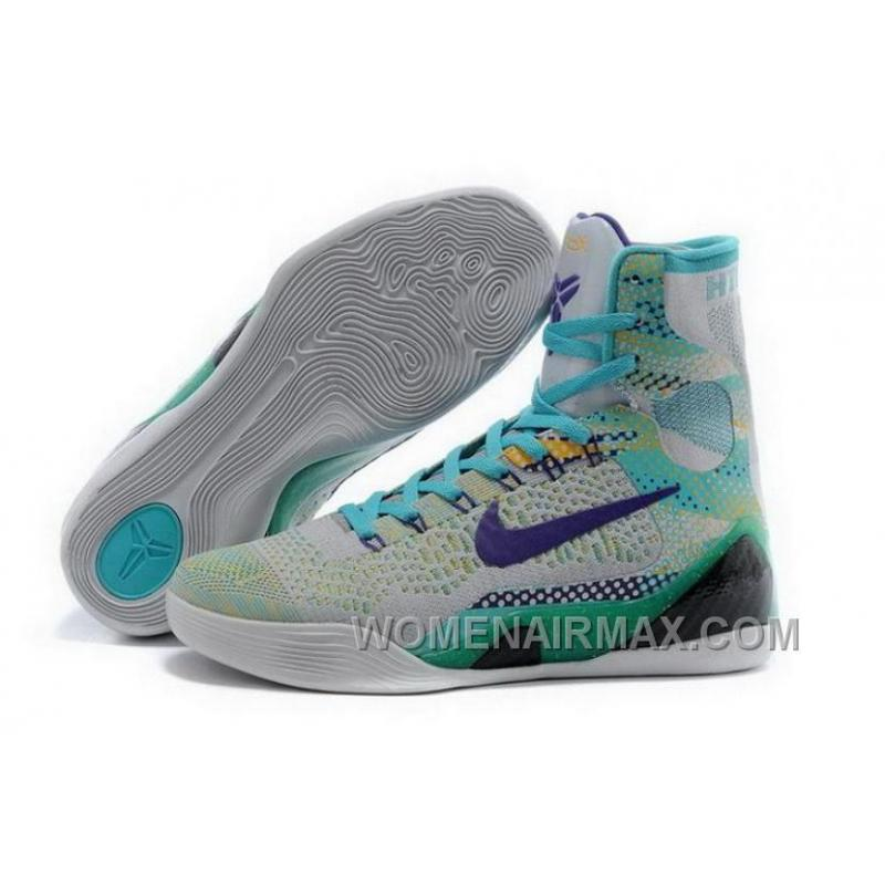 090db54d873 ... netherlands buy cheap nike kobe 9 high 2015 superheroes grey black blue mens  shoes copuon code