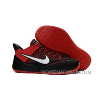 Cheap Nike Kobe A.D. 12 Sunset Black Red White Super Deals TZz6sA