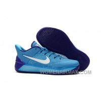 Cheap Nike Kobe A.D. 12 Blue Purple White Best GehBnDr