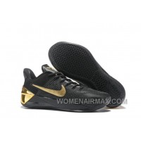 Cheap Nike Kobe A.D. 12 Black Gold Top Deals NdN2W