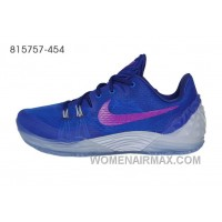 Nike Zoom Kobe Venomenon 5 Blue Purple Authentic Wctp6