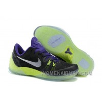 Cheap Genuine Nike Zoom Kobe Venomenon 5 Black Purple Volt Discount WG4ibNZ