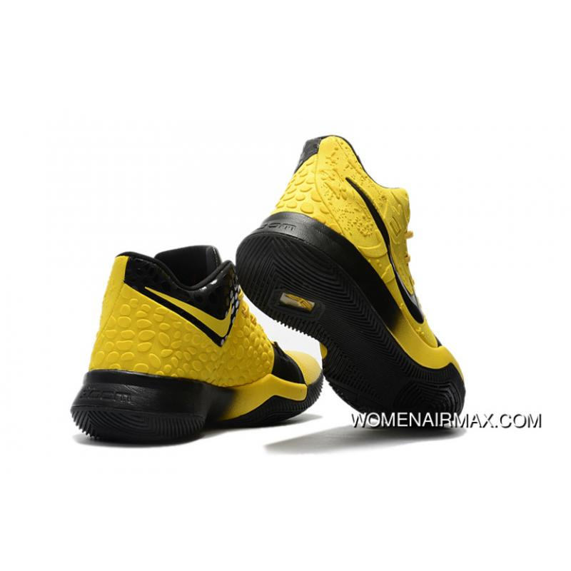 size 40 65174 21c8d Nike Kyrie 3 Bruce Lee Shoes New Style