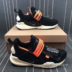 pretty nice 606bb 4136e ... THE 101 Nike Sock Dart X OFF-WHITE Joint Hiroshi Fujiwara Socks Shoes  819686- ...