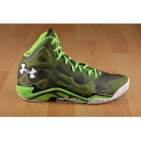 Authentic Under Armour Micro G Anatomix Spawn 2 Green Black White Discount 23KtaW8