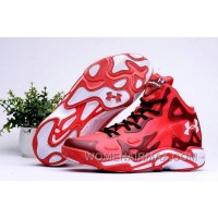 Authentic Under Armour Micro G Anatomix Spawn 2 Red White Online WWQXT7