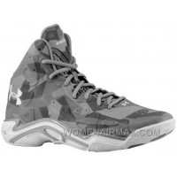 Cheap Under Armour UA Micro G Anatomix Spawn 2 Steel Camo Steel Black White New Style AFyFa