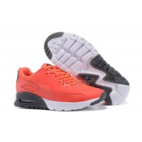 Air Max 90 Ultra Essential Womens Shoes Infrared/Black-White