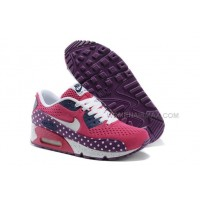 Nike Air Max 90 EM Womens Shoes Dragon Fushia