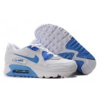 Nike Air Max 90 Womens Shoes Wholesale Navyblue White