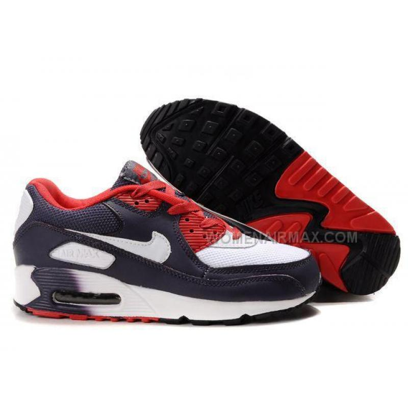 d37f58d4d3 Nike Air Max 90 Womens Shoes Wholesale Red White Brown, Price ...
