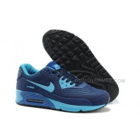 Nike Air Max 90 Womens Shoes HYP KPU TPU Online Blue