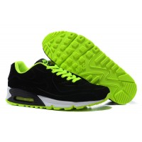 Women Air Max 90 VT Suede Black Volt