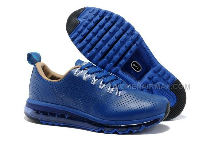 premium selection a9309 83547 ... New Release Nike Air Max 2013 Punching Mens Shoes Blue ...