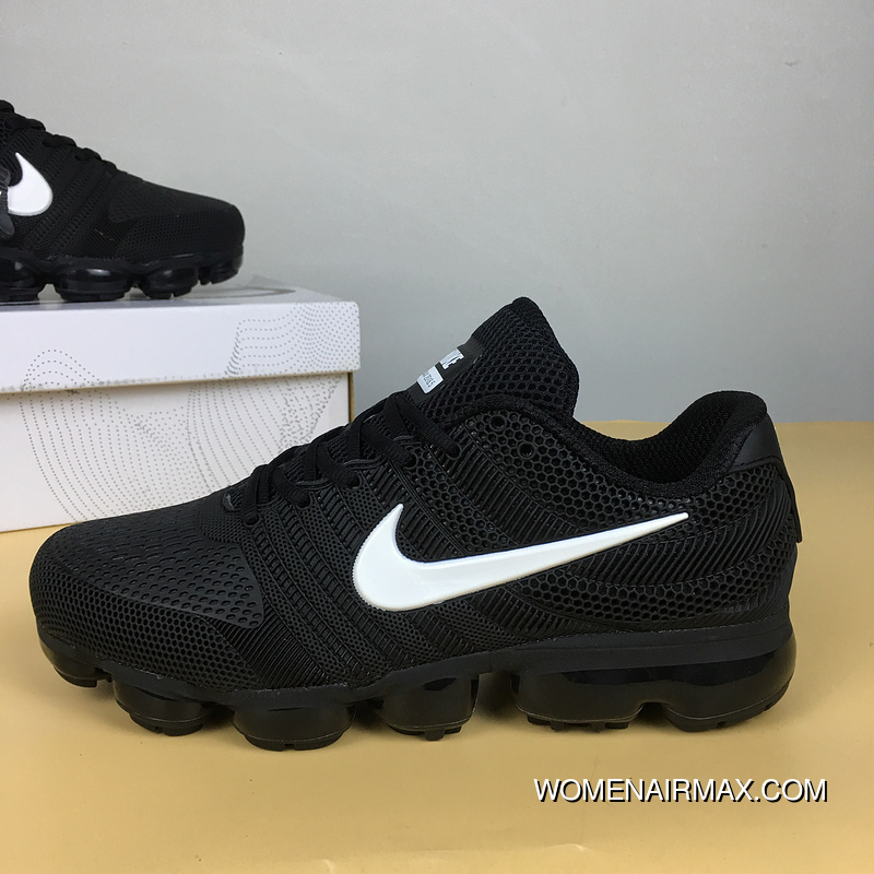 2017 White And Black Nike Air Max 2017 Mesh Full palm