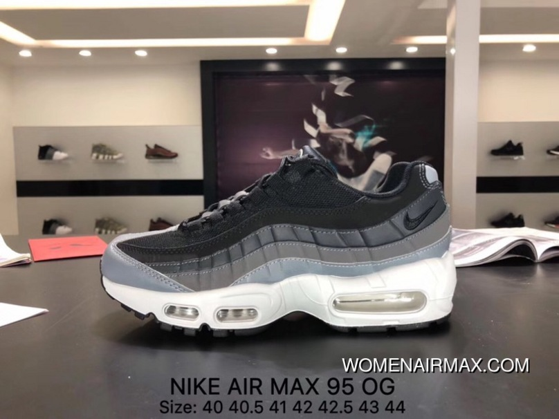 Nike AIR MAX 95 ESSENTIAL Gradient Men Shoes Sport Shoes 749766 021 Running Shoes Size 9206400HG Discount