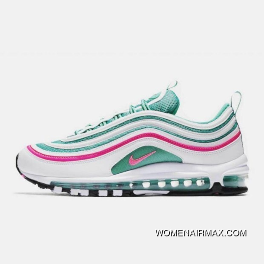 b7b38a34fe10 Nike Air Max 97 Along The South Coast Of Retro Zoom Air Bullet Women And  Men Running Shoes 921826-102 Best