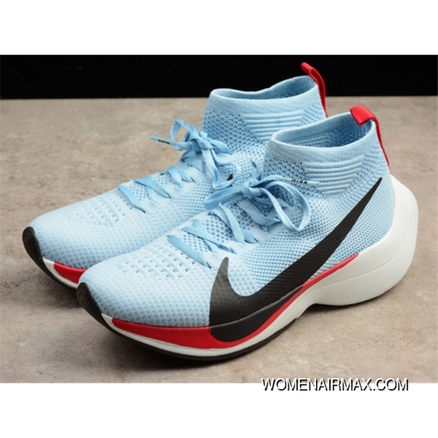 af23bdb63e80c Nike W Zoom Vaporfly Elite Light Blue Discount