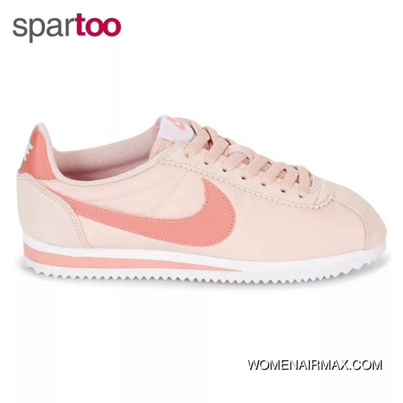 hot sale online 650a1 e2eac Nike CLASSIC Cortez Pink Casual Running Shoes Women Shoes 749884-603 Latest
