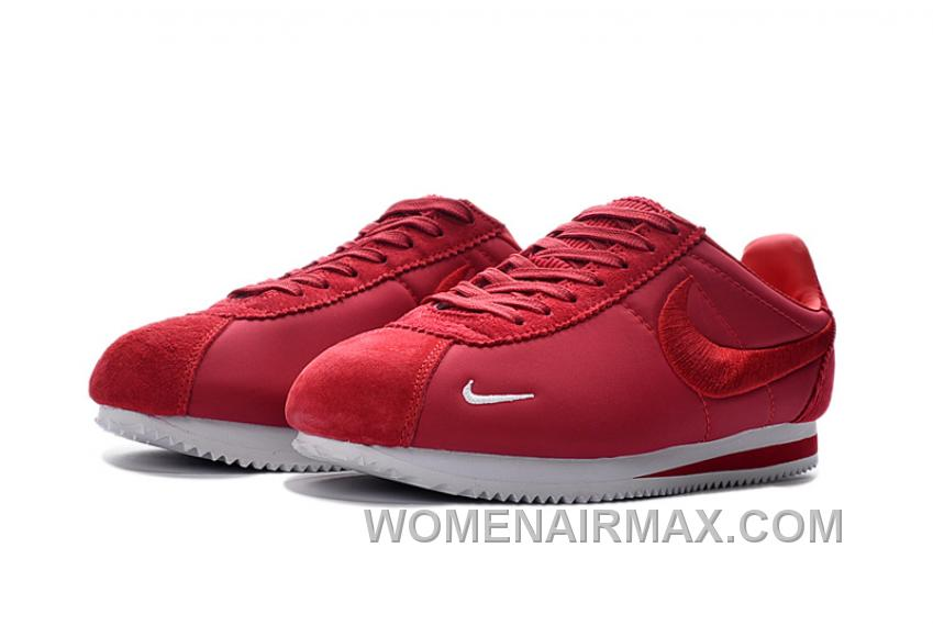 info for e4672 c2ae5 Nike Classic Cortez X LIBERTY Red Discount NHnTm6y