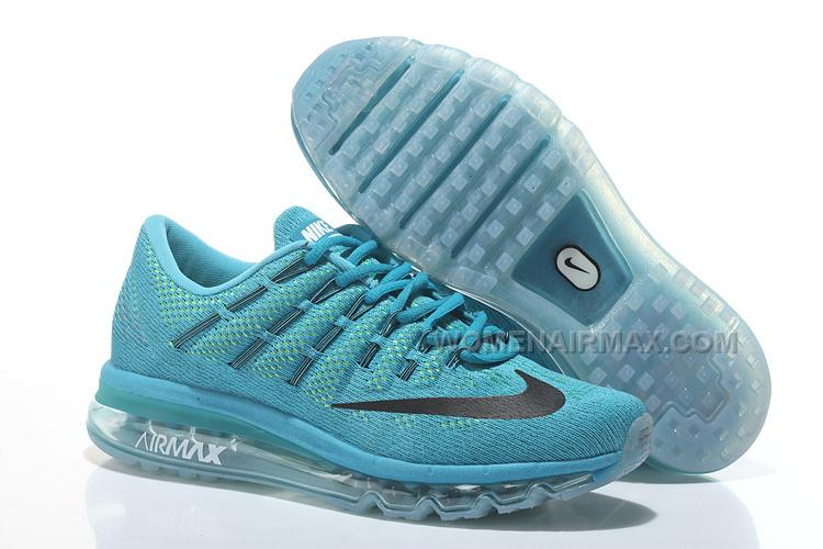 detailed look 477c6 8d957 Nike Air Max 2016 Light Blue