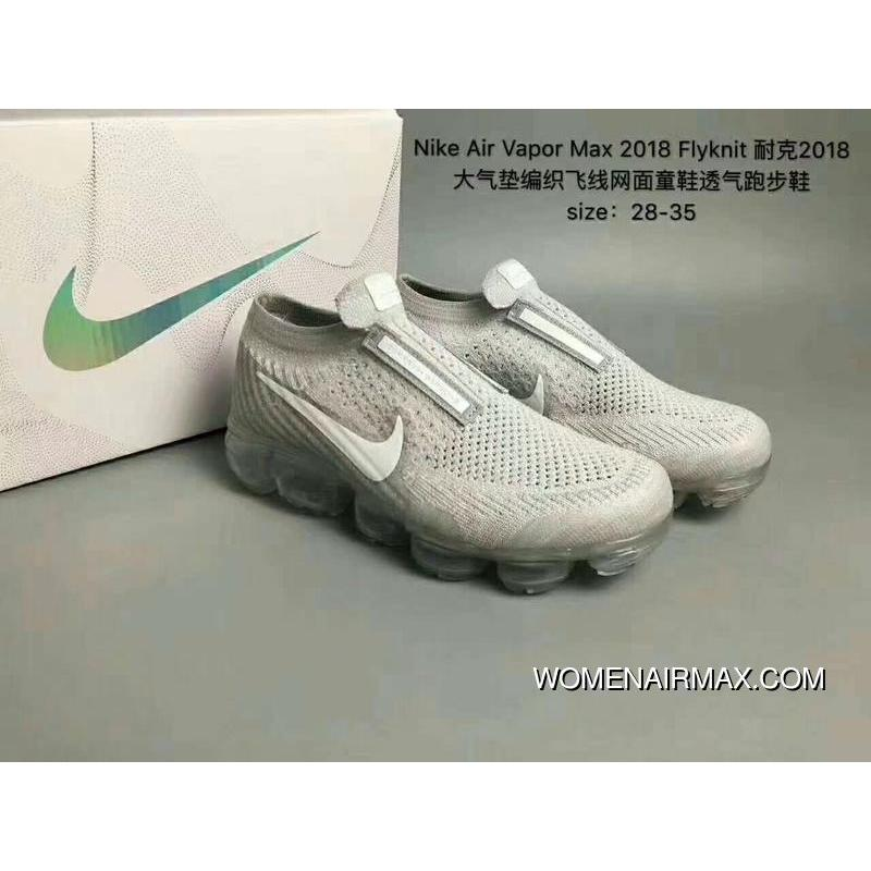5216a20658 Nike Air Vapormax 2018 FLYKNIT SE 2018 Zoom Air Woven FLYKNIT Mesh ...