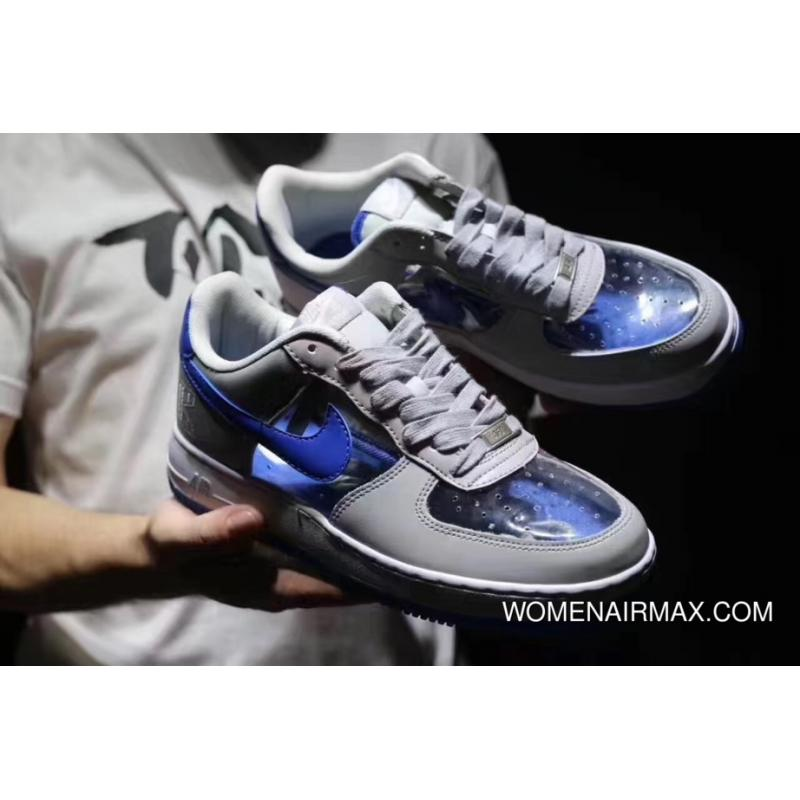 lowest price 497e3 d83b9 Nike Air Force 1 CMFT Signature Kyrie Irving Wolf Grey/Game Royal-White  Online