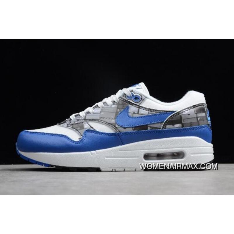 best website 50519 aa98c Atmos X Nike Air Max 1 Print ...