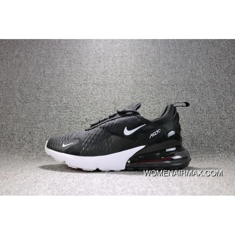 Nike Air Max 270 Series Heel Half palm Cushion Jogging Shoes