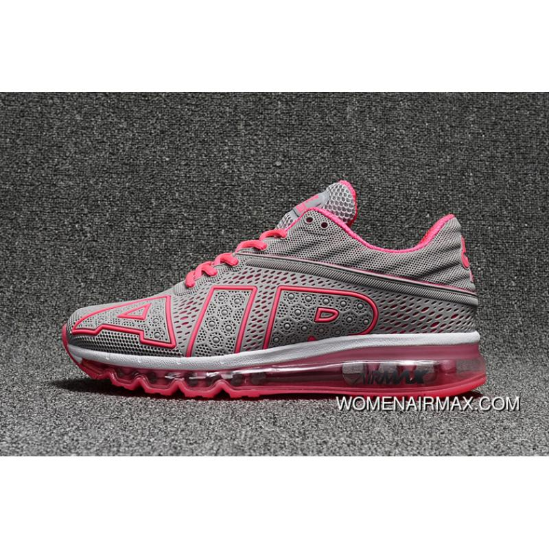 Pink Big Copuon Shoes Zoom Nike Flair Women And Plastic Letters Nanotechnology Men Max Air Grey sxBCtdohrQ
