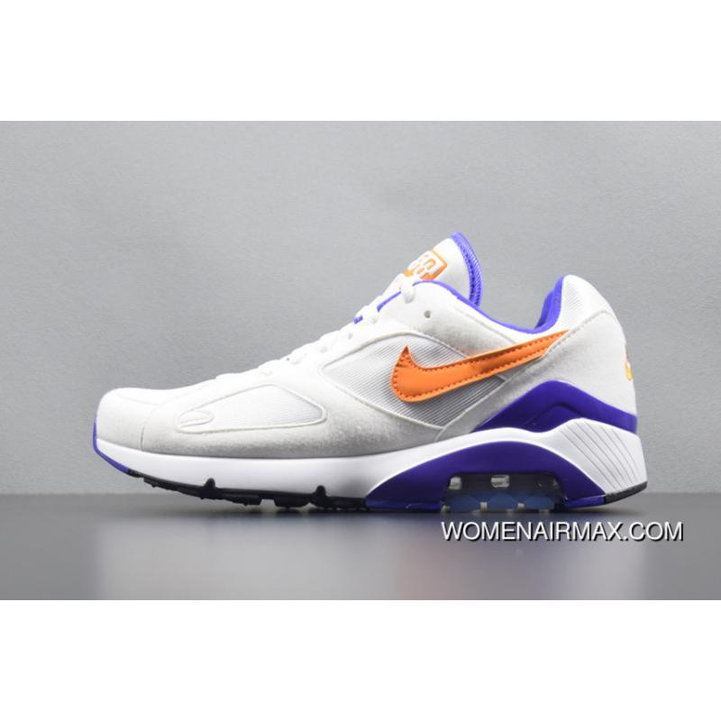 869fcd896c Nike Air Max 180 OG Retro Zoom Casual Running Shoes 615287-101 For ...
