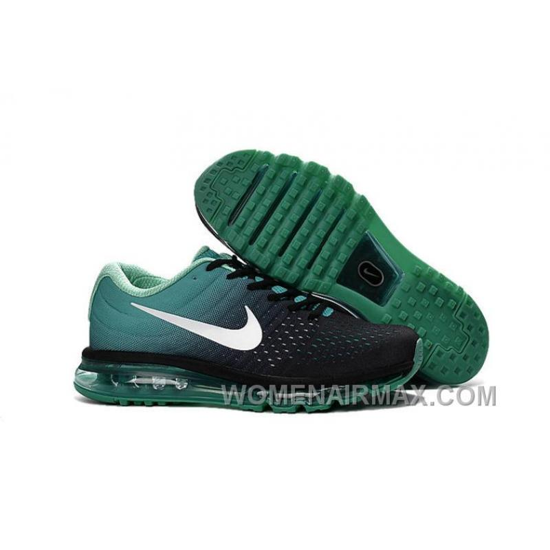 new style 9383a a0e26 USD  69.40  208.20. Authentic Nike Air Max 2017 Black Green ...